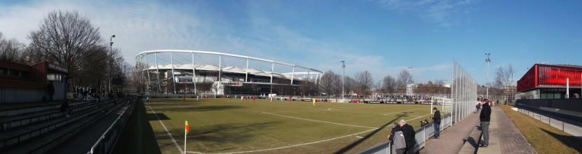Robert-Schlienz-Stadion (c) Reisegruppe Fußballsport