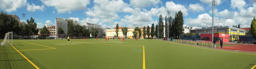Kurt-Ritter-Sportplatz (c) Reisegruppe Fußballsport