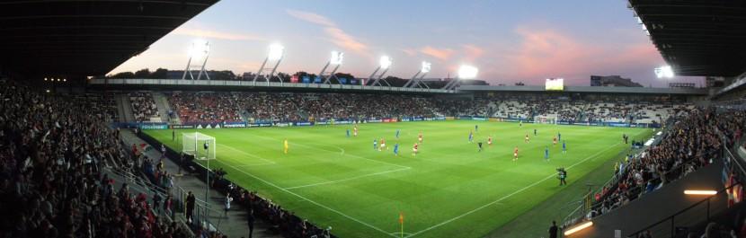 Stadion Cracovii im. Józefa Piłsudskiego (c) Reisegruppe Fußballsport